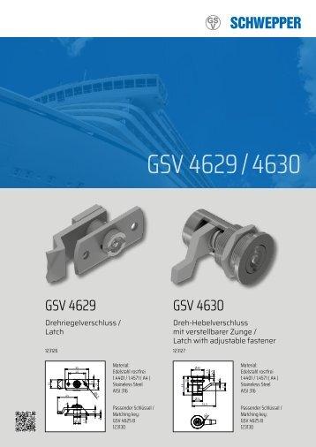 Produktblatt 4629-4630