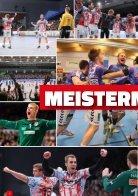 Doppel-Hallenheft Handball Sport Verein Hamburg - SG Flensburg Handewitt II - MTV Braunschweig - Seite 4