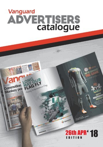 ad catalogue 26 April 2018