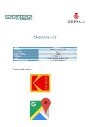 Supermercado MASYMAS 01