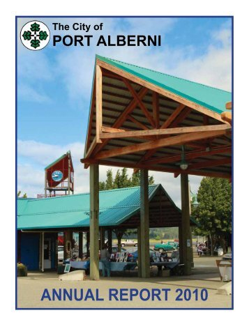 2010 - City of Port Alberni