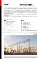 Katalog MEGGER energetyka - Page 2