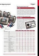 Katalog MEGGER energetyka - Page 5