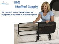 Home Healthcare Supplies in Syracuse