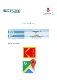 Supermercado MASYMAS07 Jaén