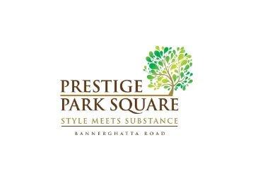 Prestige Park Square Best Brochure