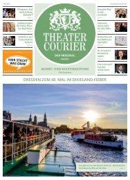 TheaterCourier Mai 2018