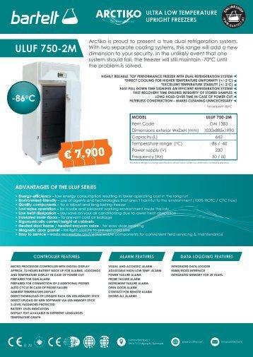 Arctiko ULUF 750 Flyer
