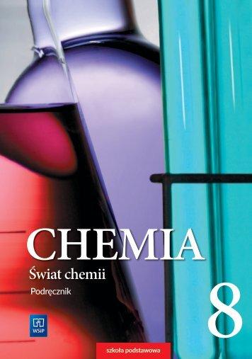 Świat chemii. Podręcznik klasa 8