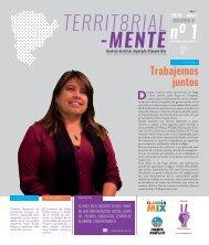 Territ8rialMente - N° 1 (Abril del 2018)
