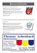 29.04.2018 Stadionzeitung  Richtsberg / Kleinseelheim - Page 7