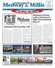 Medway & MIllis May 2018