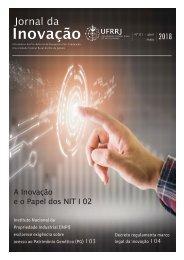 Jornal da Inovação UFRRJ _1 edição