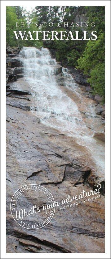 waterfalls brochure
