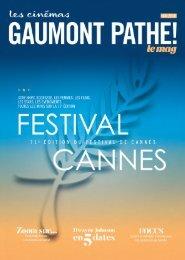 Gaumont Pathé! Le mag - Mai 2018