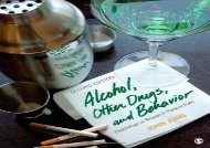[PDF] Alcohol, Other Drugs, and Behavior: Psychological Research Perspectives Full version