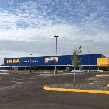 IKEA Fishers Home Furnishings 20 minutes drive to the north of Indianapolis dentist Washington Square Cosmetic & Family Dentistry