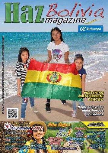 HAZ BOLIVIA ABRIL 2018