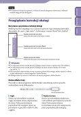 Sony NWZ-E444 - NWZ-E444 Istruzioni per l'uso Polacco - Page 2
