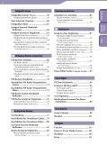 Sony NWZ-E444 - NWZ-E444 Istruzioni per l'uso Turco - Page 4
