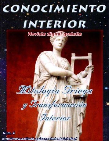 Revista mitologia griega-N°4