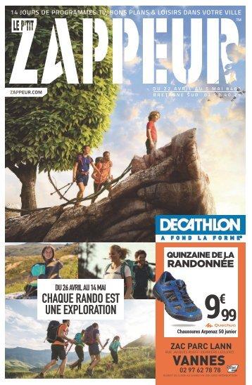 Le P'tit Zappeur - Bretagnesud #465