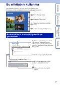 Sony MHS-FS2 - MHS-FS2 Istruzioni per l'uso Turco - Page 2