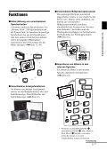 Sony DPF-X85 - DPF-X85 Consignes d'utilisation Allemand - Page 5