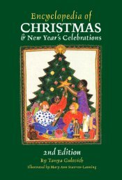 Encyclopedia Of Christmas And New Years Celebrations
