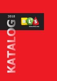 2018 BLS Katalog