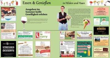 Essen & Genießen  -27.04.2018-
