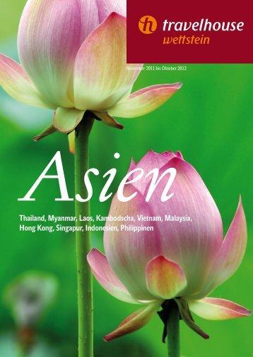 WETTSTEIN Asien 1112