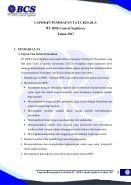 Laporan Penerapan Tata Kelola PT BPR Central Sejahtera Tahun 2017 - Page 4