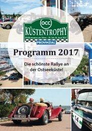 Küstentrophy 2017_Programmheft_Web