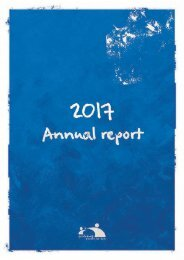 CFG Annual Report 2017