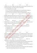 Bộ đề thi thử THPTQG Năm 2018 - Môn Sinh Học - 26 ĐỀ + ĐÁP ÁN - Thầy Phan Khắc Nghệ (Without explanation) - Page 6