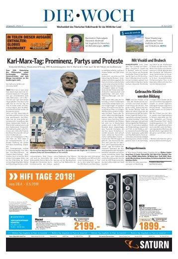 Wittlicher Woch 28.04.2018