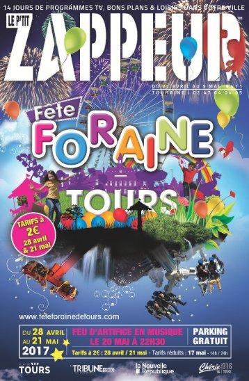 Le P'tit Zappeur - Tours #10