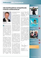 BREMER SPORT Magazin | Mai 2018 - Page 3