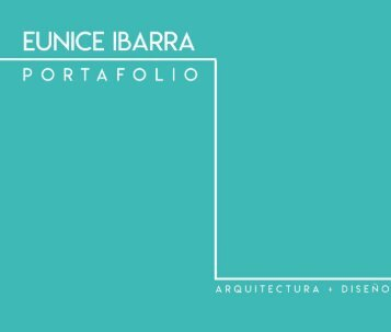 CV+PORTAFOLIO EUNICE IBARRA