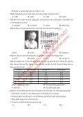 Bộ đề thi thử THPTQG Năm 2018 - Môn Sinh Học - Luyện đề THPTQG - 14 ĐỀ CHUẨN + ĐÁP ÁN (Without explanation) - Page 2