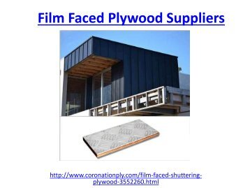 Hire the best film faced plywood suppliers in Haryana
