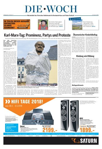 Mosel Woch 28.04.2018
