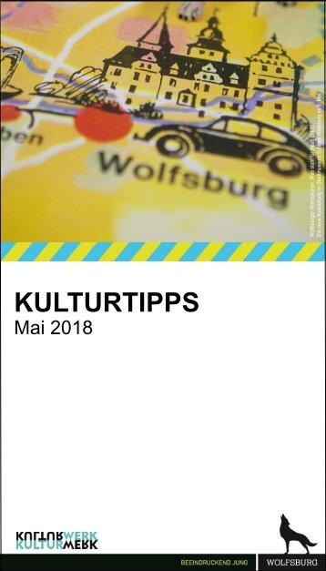 KulturTipps Mai 2018