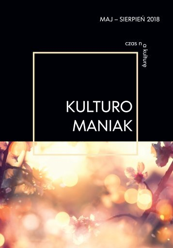 Kulturomaniak 2-2018