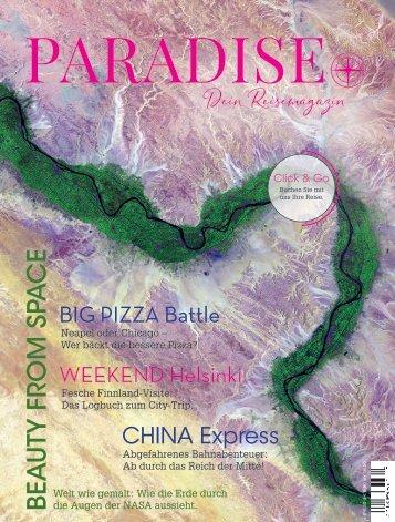 PARADISE Ausgabe 01/18