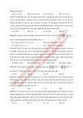 Bộ đề thi thử THPTQG Năm 2018 - Môn Sinh Học - 15 ĐỀ + ĐÁP ÁN - Chinh phục điểm 9-10 - Tuyensinh247 (Without explanation) - Page 7
