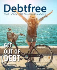 Debtfree Magazine April 2018