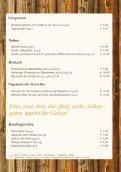 Speisekarte Landgasthof zum Augustiner Oberstdorf - Seite 2