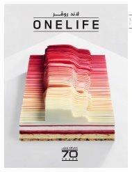 ONELIFE #36 – Arabic